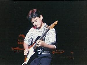 Young Brad Paisley